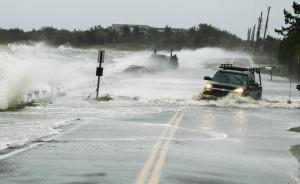 Hurricane & Truck